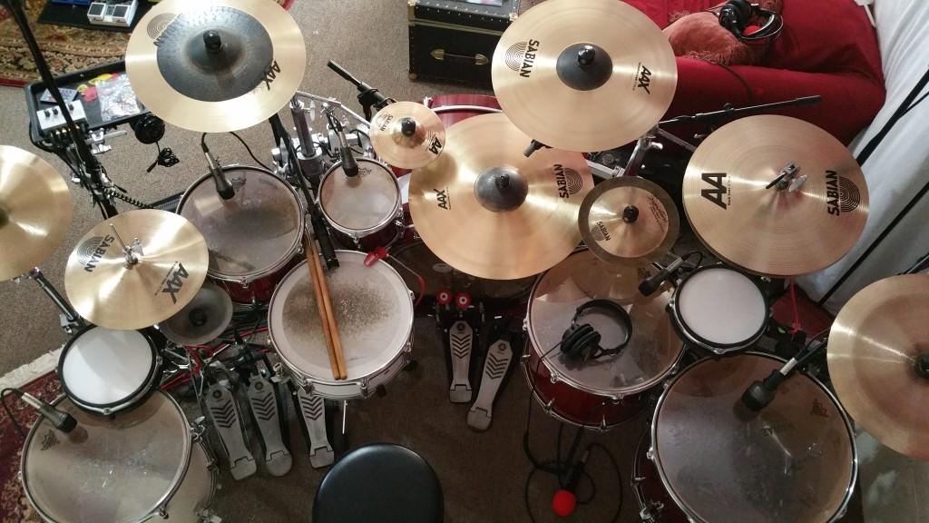 studio drum lessons. Black Bedroom Furniture Sets. Home Design Ideas