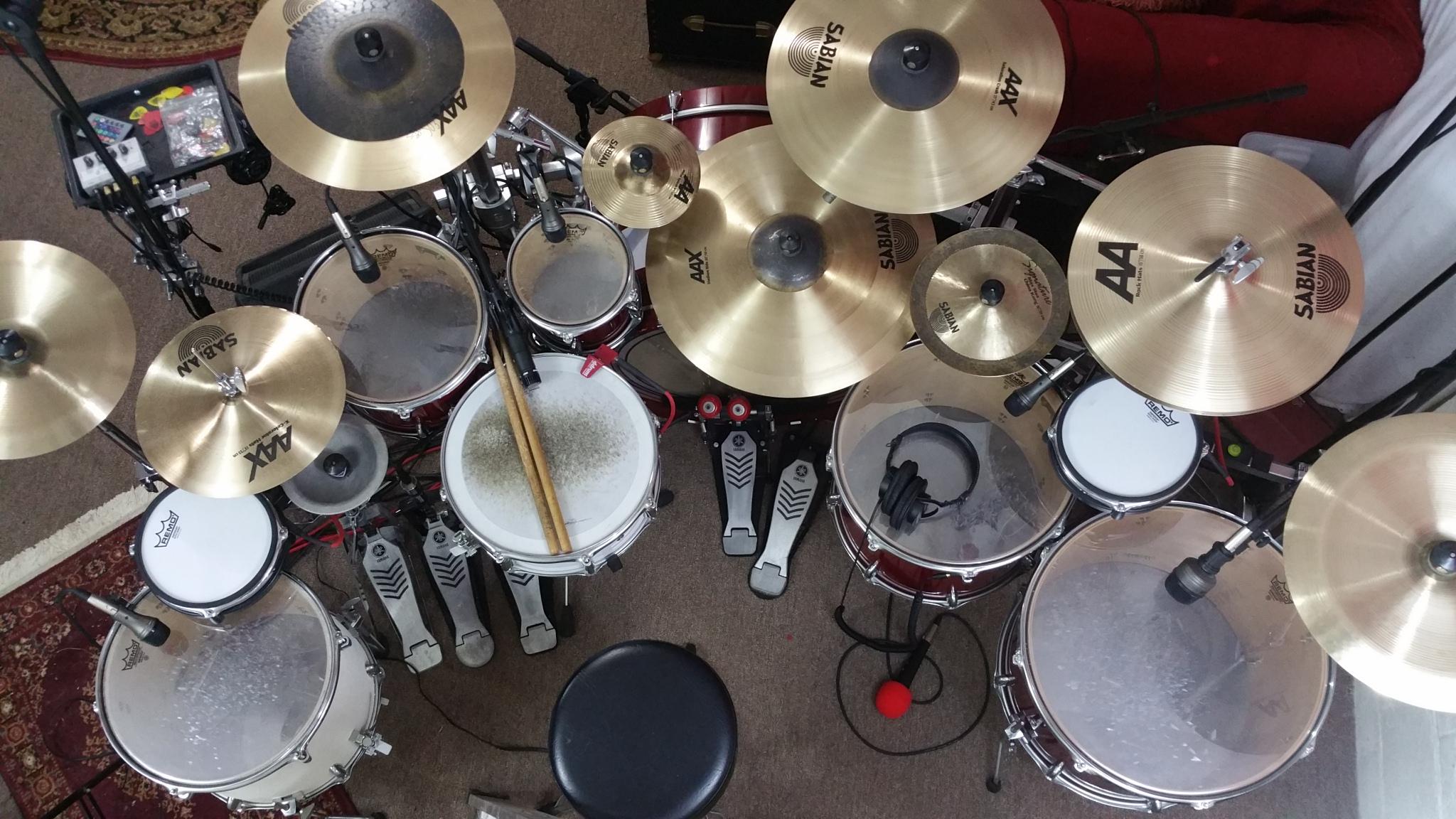 Drum Setups Patrickrfblakley Com Patrickrfblakley Com