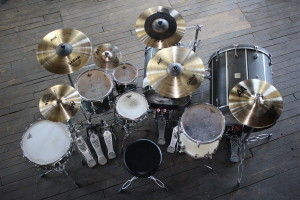 Epiarch Custom Drums for Patrick R. F. Blakley