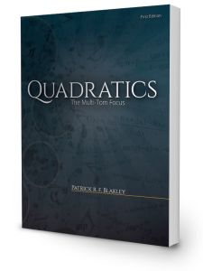 Quadratics: The Multi-tom Focus - Marching Publication for Tenor Drums