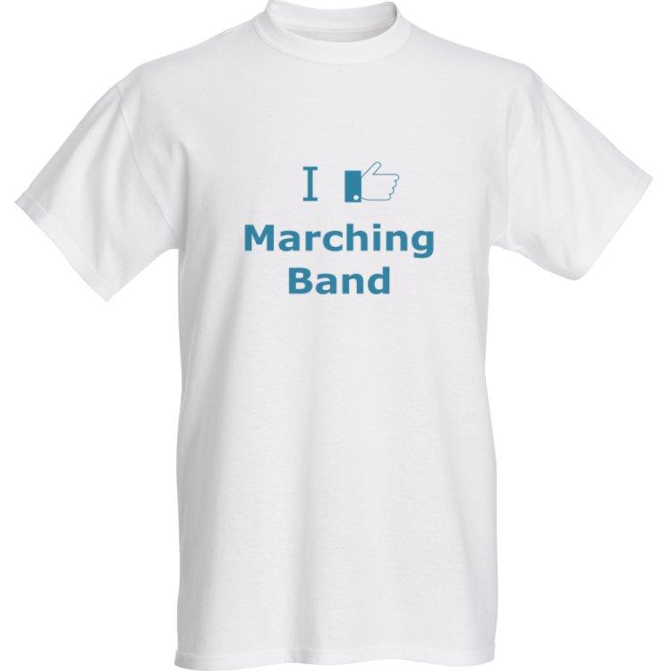 I Like Marching Band