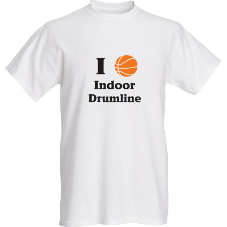 I Love Indoor Drumline