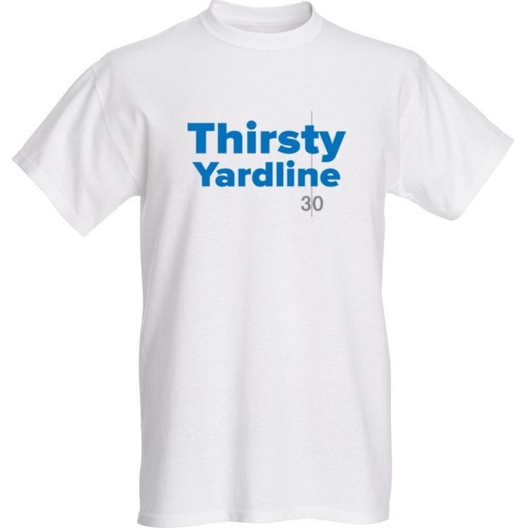 Thirsty Yardline